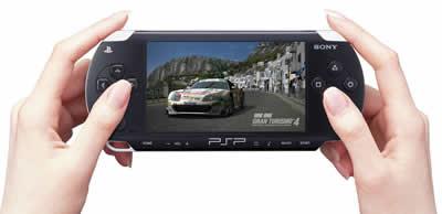 PSP 2000 portátil da Sony