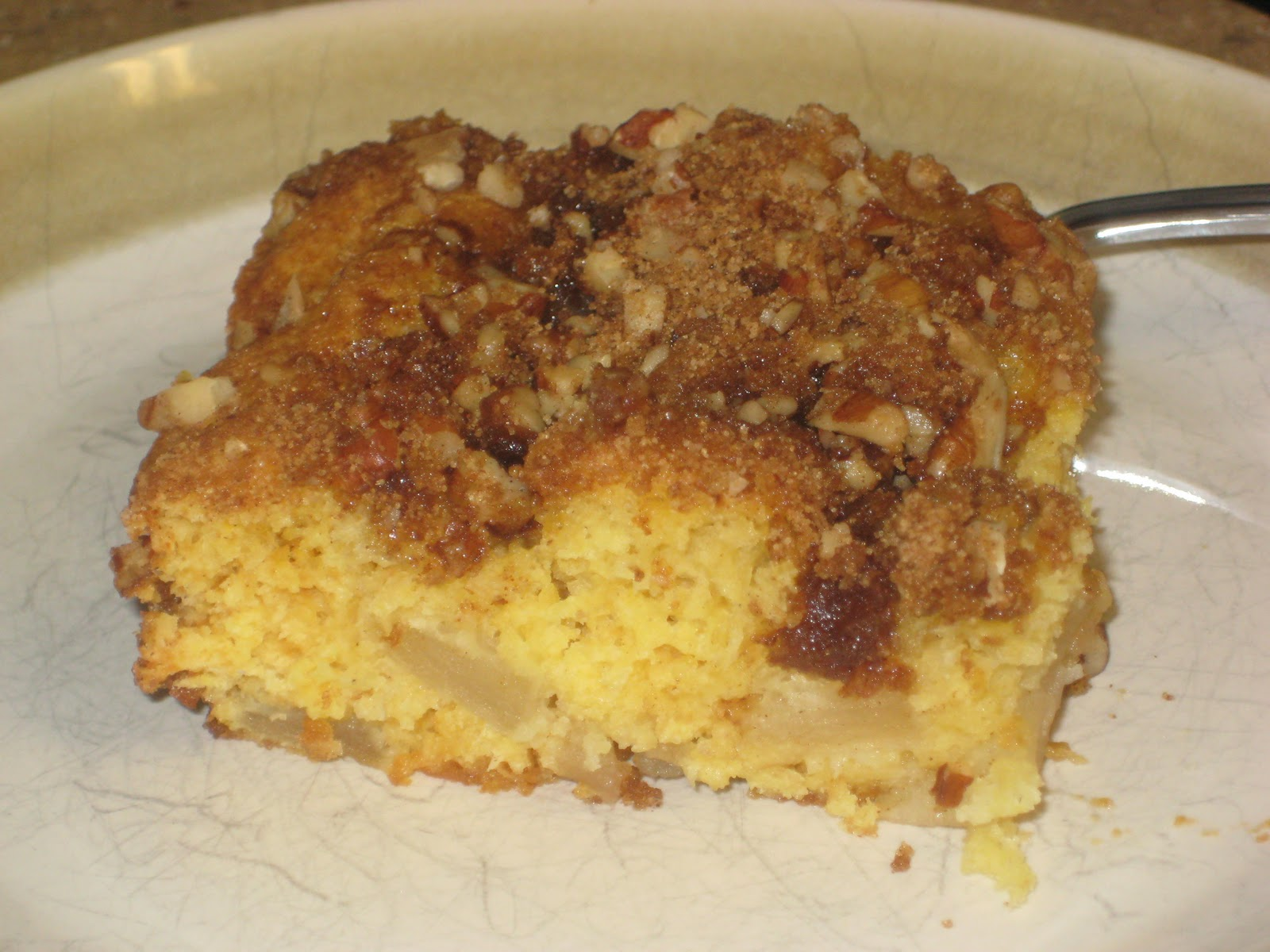 The Menu Mama: Easy Apple Coffee Cake
