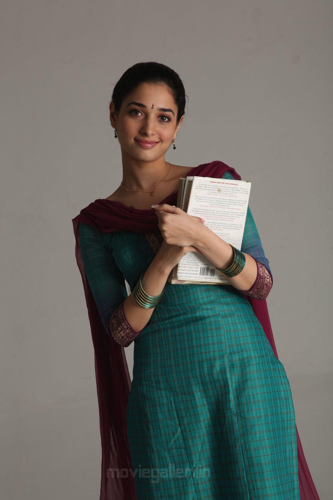 tamanna beautiful photo shoot stills in salwar kameez | new movie