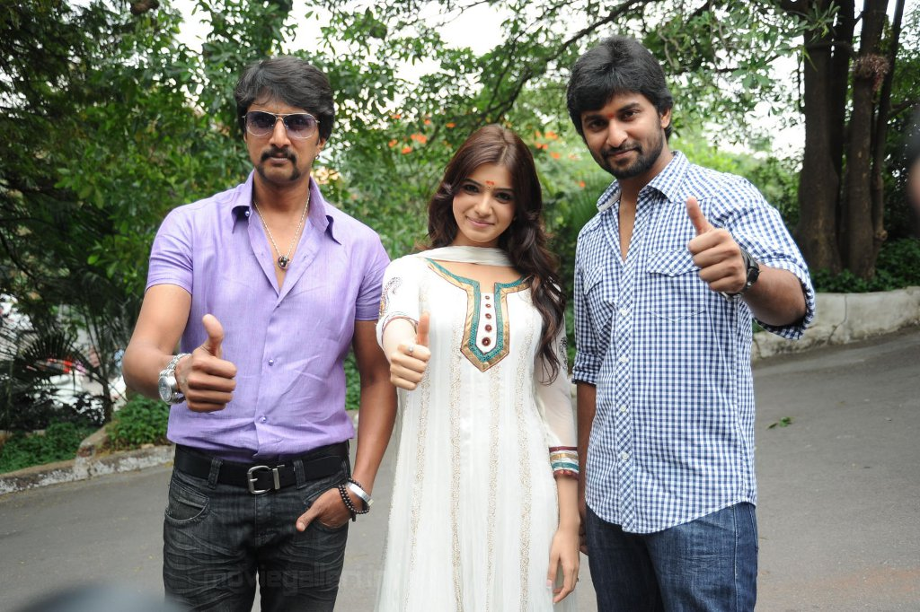 Eega Cast & Crew, Eega Telugu Movie Cast ... - filmibeat.com
