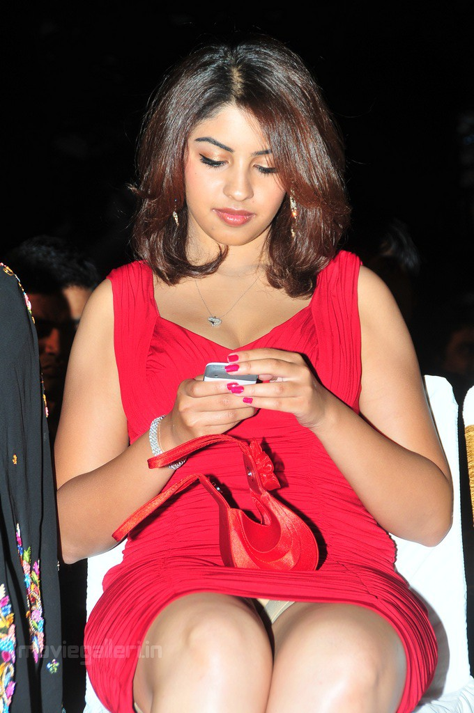 Richa Gangopadhyay Hot @ Mirapakaya Aduio Release Stills, Photo ...