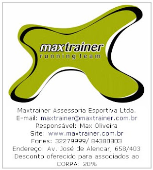 Max Trainer Running Team