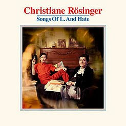 Christiane Rösinger - Songs of L. and Hate