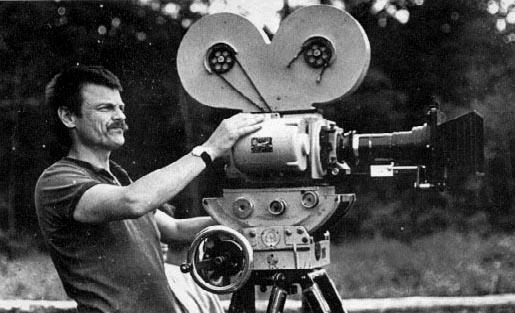 Tarkovskij mit Kamera