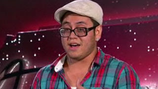 andrew garcia auditioning for american idol