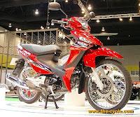 Spesifikasi Suzuki Titan