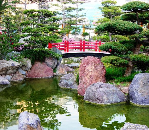 Love at first sight japanese gardens le jardin japonais for Le jardin japonais monaco