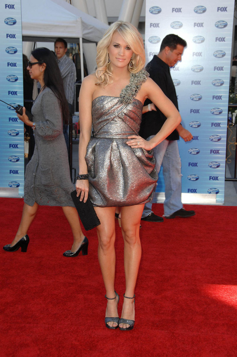 Carrie Underwood is probably having a lot of sex right now since her ...
