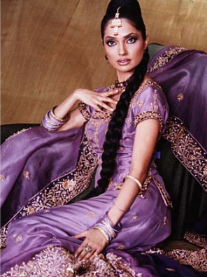 Purple Bridesmaid Dress on Wedding Dresses And Ideas  Stylish Purple Wedding Dresses For Muslim
