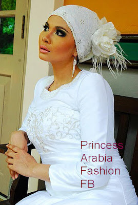 wedding dresses with hijab