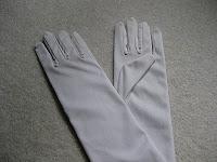 Regency Gloves & Fan image copyright Keira Soleore