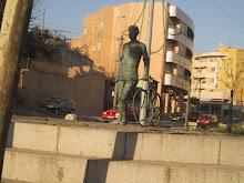 Estátua Ribeiro da Silva