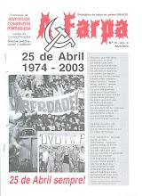 N.º 15 - ABRIL 2003
