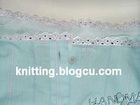 Dikiş Makine Dikişi Eski Gömlekten resimli Bluz Yapılşı