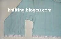 Resimli yapılışları ile gömlekten bluz yapılışı
