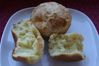 we made popovers today they are quick and a perfect vehicle for jam i ...