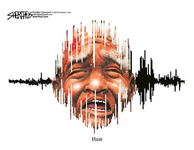 map of haiti earthquake epicenter. Map Of map of haiti earthquake