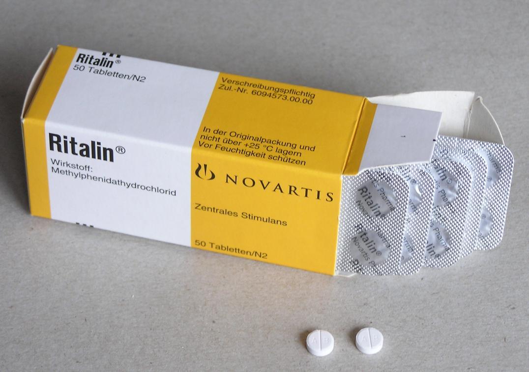 Ritalin «Novartis» - Felleskatalogen