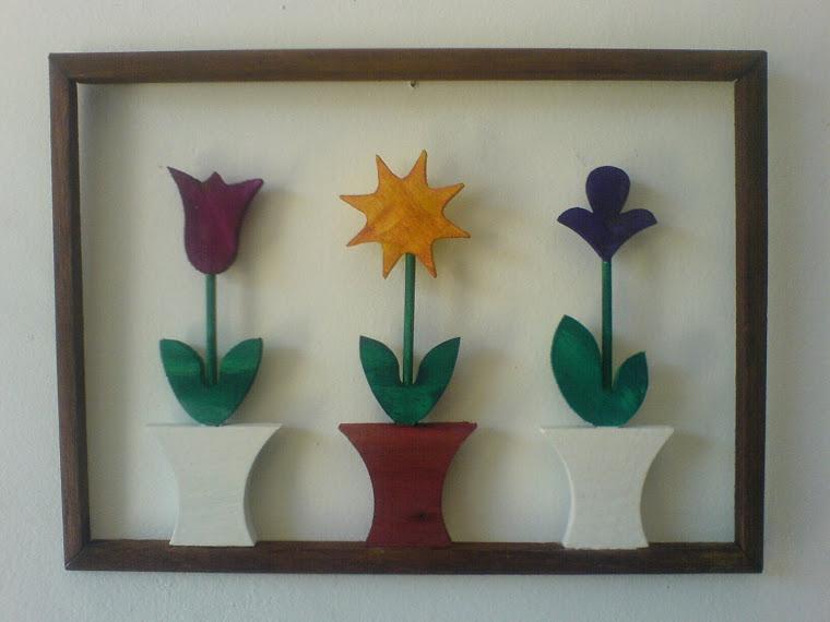 Temos varios modelos de flores