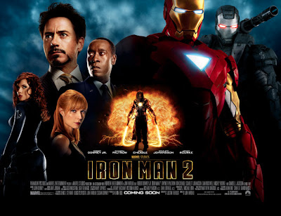 iron man 2 banner Trailer Film Iron Man 2