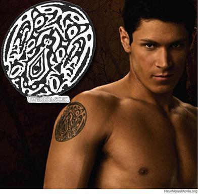 Twilight Wolf Pack Tattoo