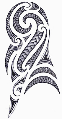 Maori Tattoo Design In fact traditional maori tattoo designs are some of the