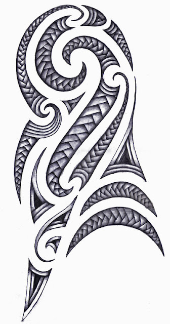 The amazing Maori tattoo designs have been sported by the tribe over many