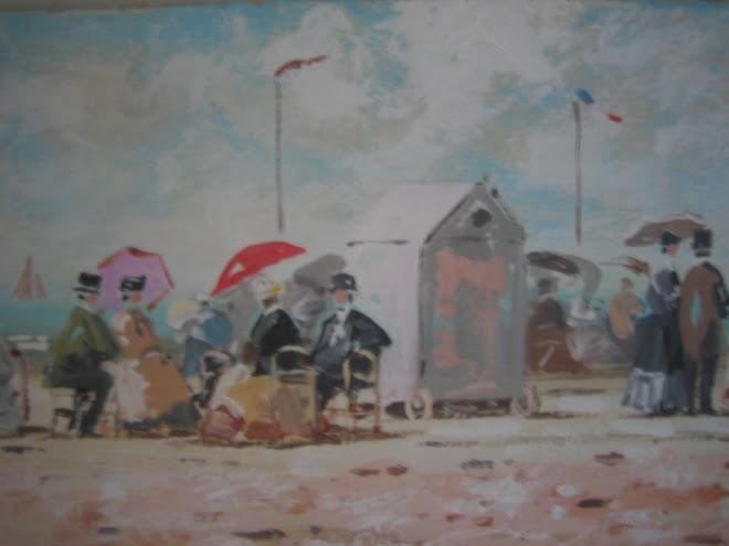 Flea Market Find ~ Marché aux puces