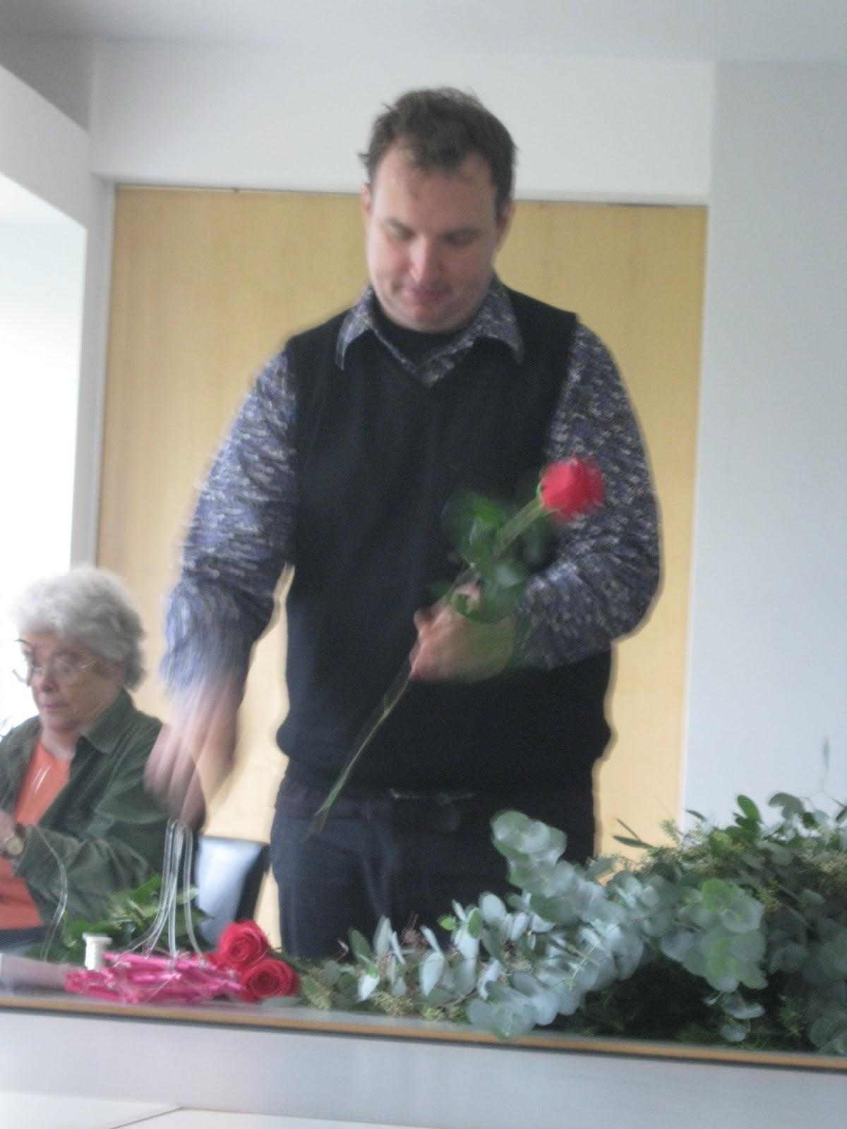 Oblivious In Oxford Fabulous Flowers