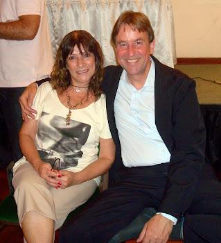Con el Maestro Frank Arjaba Petter