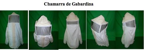 Chamarra de Gabardina