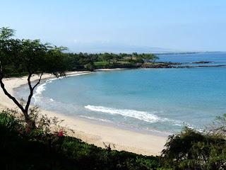 Mauna Kea Beach view from Mauna Kea Beach Hotel