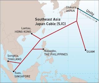 proyek kabel bawah laut google