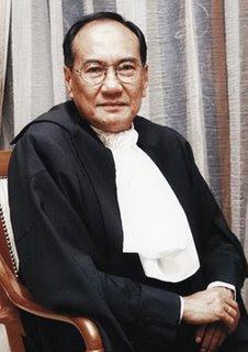Tun Zaki Tun Azmi - Ketua Hakim Negara