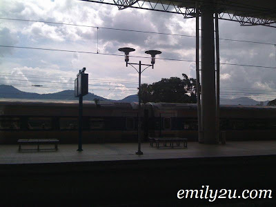electric train service