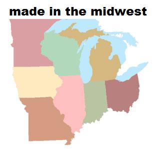 image  midwest states as