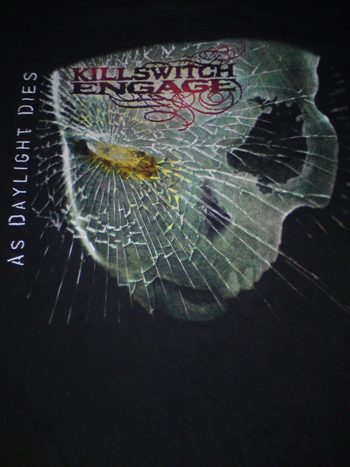 Daylight Dies Shirt as Daylight Dies Album