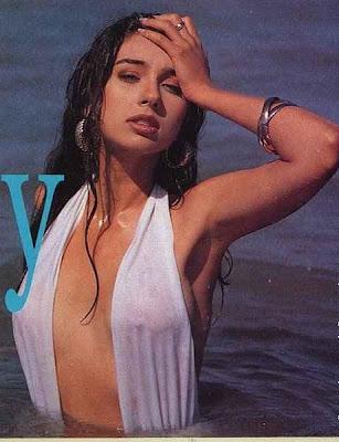 LISA RAY IN BEACH