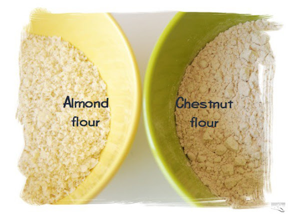 Almond and Chestnut Flour
