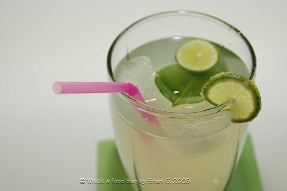 The Most Extraordinary Fresh Limeade