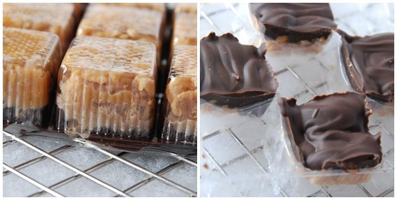 Peanut Butter Bars - version 1