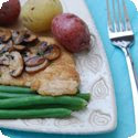 Sole Belle Meunire (Pan-fried Sole with Nut-brown butter and Mushrooms)