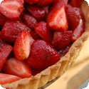 La Palette&#8217;s Strawberry Tart