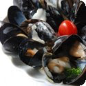 Mouclade (Mussels with Wine and Cream Sauce)