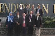 Lawatan NPQEL  UPI Bandung