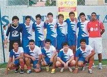 Saint Thomas School gana la copa  fútbol con ocho  colegios