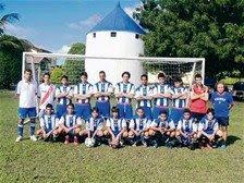Equipo juvenil Santiago a torneo fútbol Las Vegas