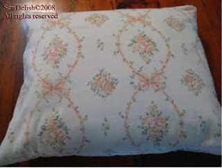 Pet Bed Pillow Cover Cushion