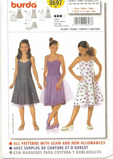 Sewing flower girl bridesmaid dress burda dress pattern Flowergirl