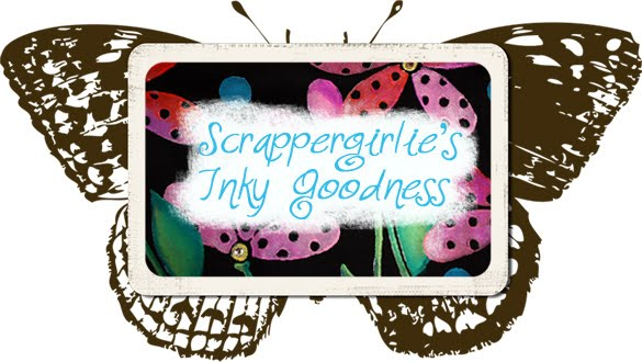 Scrappergirlie's Inky Goodness